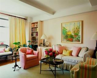 decoração-da-sala-de-estar