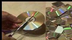 reciclagem de cds e dvds 8