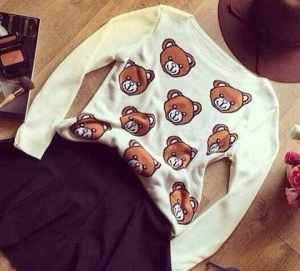 blusa-de-frio-feminina-de-l-trico-ursinho-tricot-cardigan-117401-MLB20327941560_062015-O