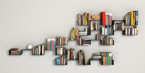 decoração-estantes-livros-estilo-moderno