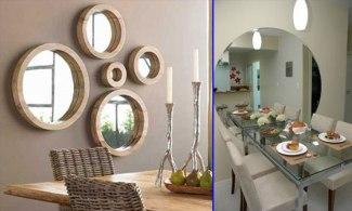 decoracao com espelhos 1