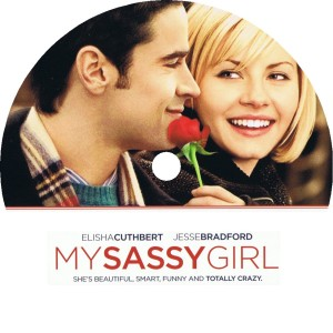 My Sassy Girl[DvD cover]